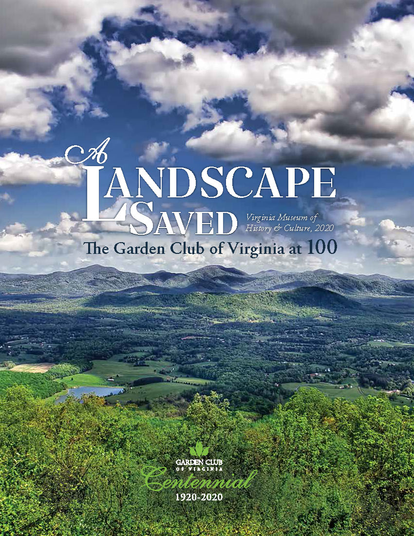 A Landscape Saved Cover